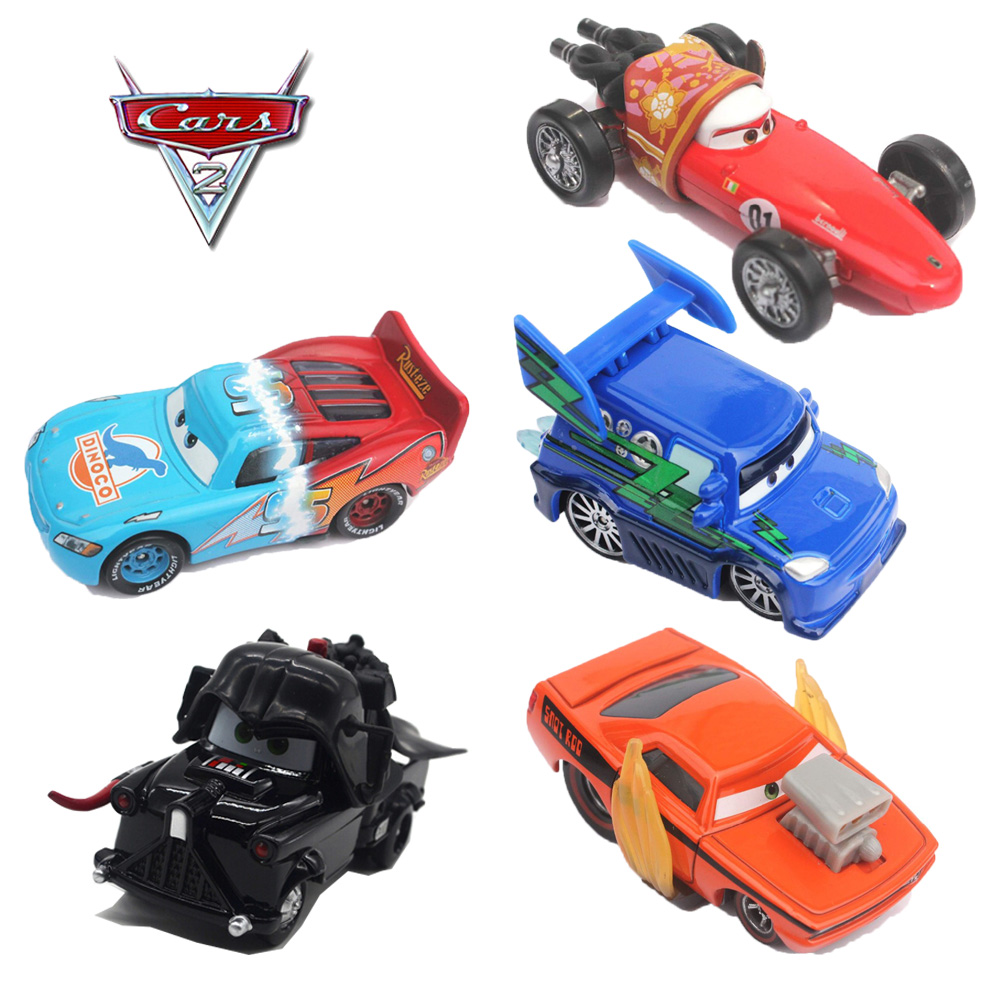8CM New 1 48 Scale Pixar Cars Toys Star Wars Version Mater as Darth Vader Mama