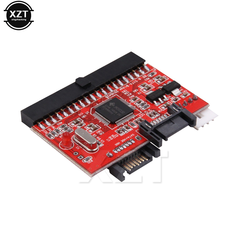 Trustful Newest Arrival Ide To Sata Pci Card 100/133 Hdd Converter Adapter Drop Shipping Making Things Convenient For The People