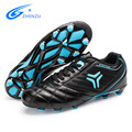 ZHENZU New Kids Sport Soccer Shoes Boys Outdoor Training Football Boots Superfly Original Sneaker voetbalschoenen voetbal