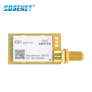Image 2 - E61 433T17D Modbus 433MHz RF Transceiver High Speed Continuous Transmission Transmitter and Receiver 433 MHz Wireless rf Module