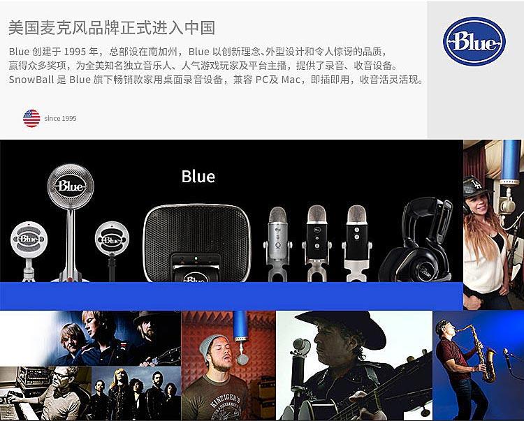 Blue Snowball ICE Microphone 1