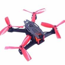 Каркас из углеродного волокна для квадрокоптера мини дрона 20*20/160*160 FC FPV Ласточка F2 30,5 30,5 мм