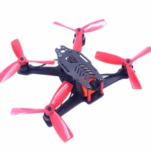 Swallow F2 160 160mm Carbon Frame voor 20*20/30.5*30.5 FC FPV Quadcopter RC mini Drone