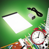 Durable Pratical 4mm 1 5W 5V A4 LED Light Pad Copy Pad Drawing Tablet LED Tracing