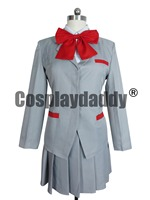 Anime Bleach Orihime Inoue cosplay Girl School Uniform Cosplay costume