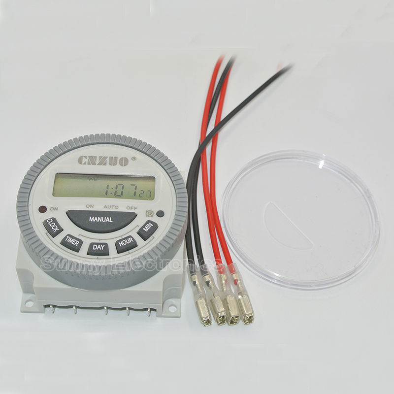 Electric Timer Switch And Wiring Diagrams. No Nc 12v 240v Digital Timer Switch With Waterproof Cover Output Rh Aliexpress Wiring Centrifuge Maytag A608. Wiring. Maytag Timer 2 044766 3 Wiring Schematic At Scoala.co