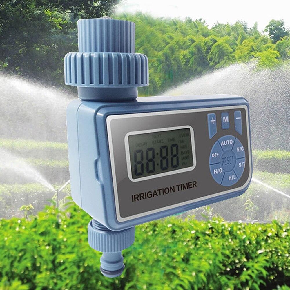 Elektronische Wasser Bewässerung System Controller Timer für Home Garten Gewächshaus Obstgarten Inländischen Sektor Drip Patio Hof