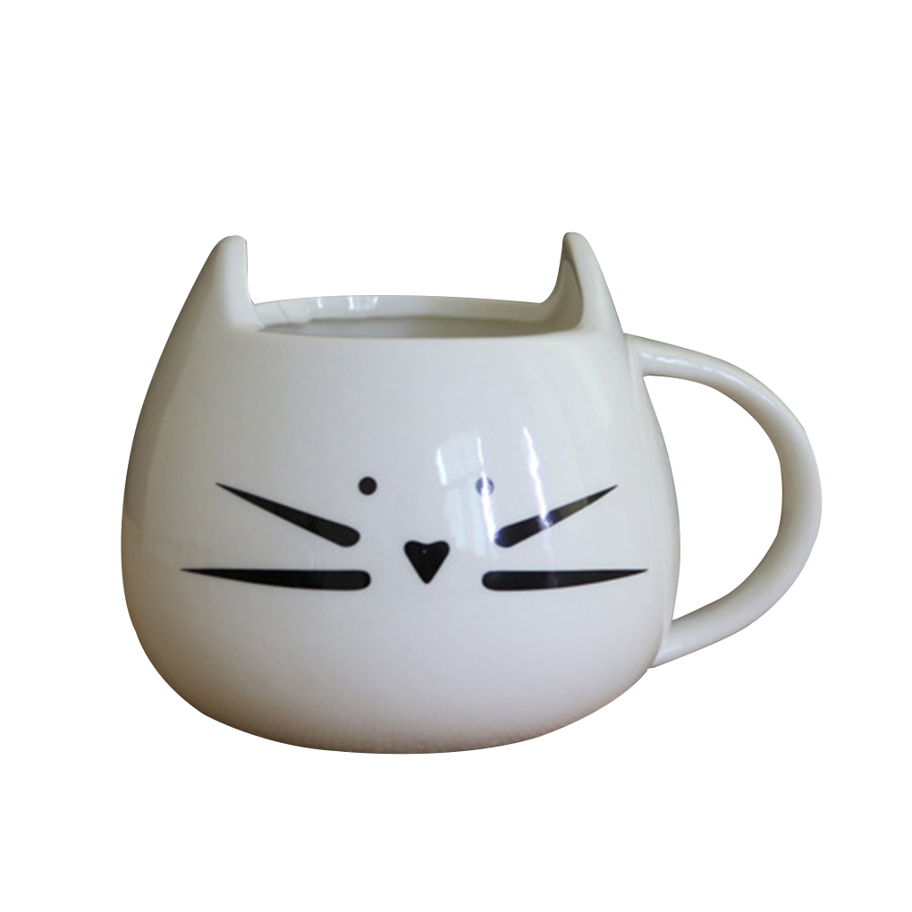 Riveting 500ml Japanese Style Ceramic Font B B Font Cat Font B Design B Font Water Cup Designs furniture Cute Cup Designs