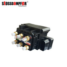 StOSSDaMPFeR New Suspension Valve Air Compressor Fit Audi Q7 VWTouareg Porsche Cayenne 955 95535890104