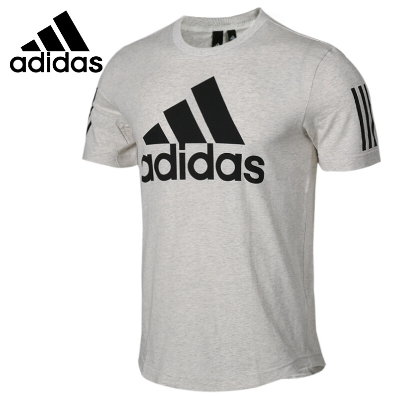 Original New Arrival 2018 Adidas M SID LOGO Tee Men's T-shirts short sleeve Sportswear original new arrival 2017 nike as m nk dry tee db st bm 1 men s t shirts short sleeve sportswear