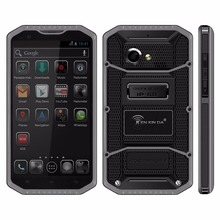 5.5 pulgadas KEN XIN DA Pruebas W8 IP68 A Prueba de agua A Prueba de Golpes a prueba de polvo 2 GB/16 GB Android 5.1 Octa Core 4G LTE MTK6753 Smartphone