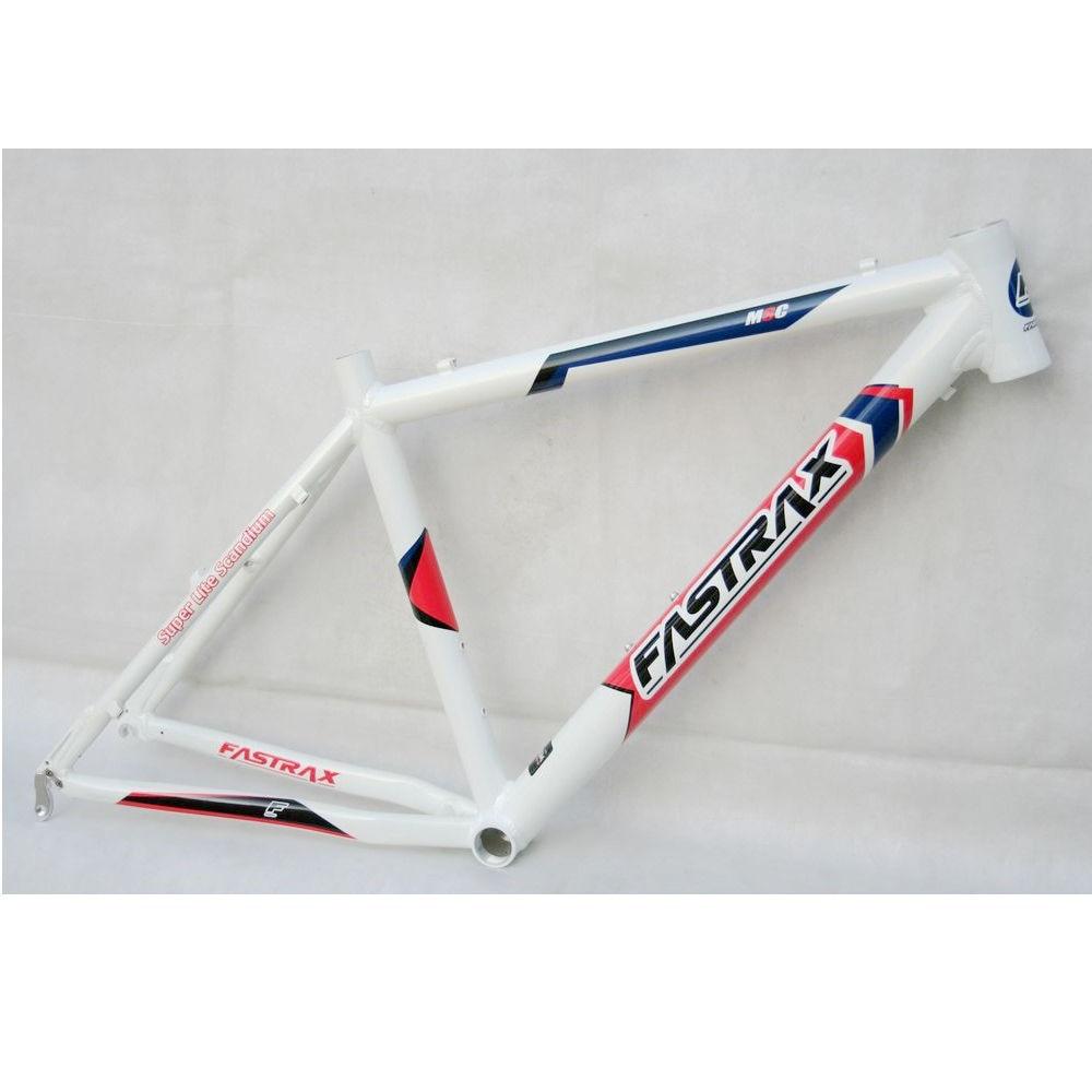 New Fastrax MSC Super Light Scandium Bicycle MTB Mountain Bike Frame 1340g 26*18