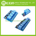 3pcs/lot 1 channel relay modules relay kit control panel PLC 5V &4 channel relay 8 channel
