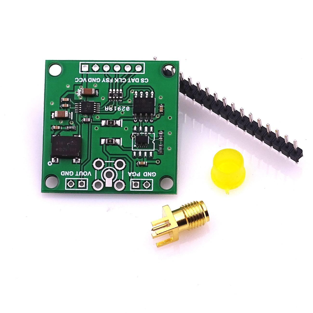 5PCS New AD9833 DDS Signal Generator Module 0 12 5 MHz Square Triangle Sine Wave