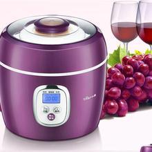 Chinaguangdong Bear SNJ-580 для виноградного вина рисовое вино leben машина бытовой йогурт 2L 110-220-240v