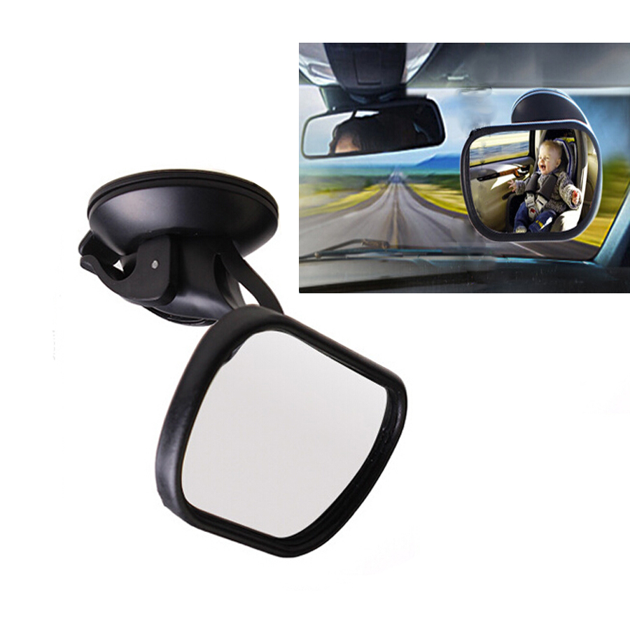 2017 New Baby Safety Seat Baby Rearview Mirror Car Child