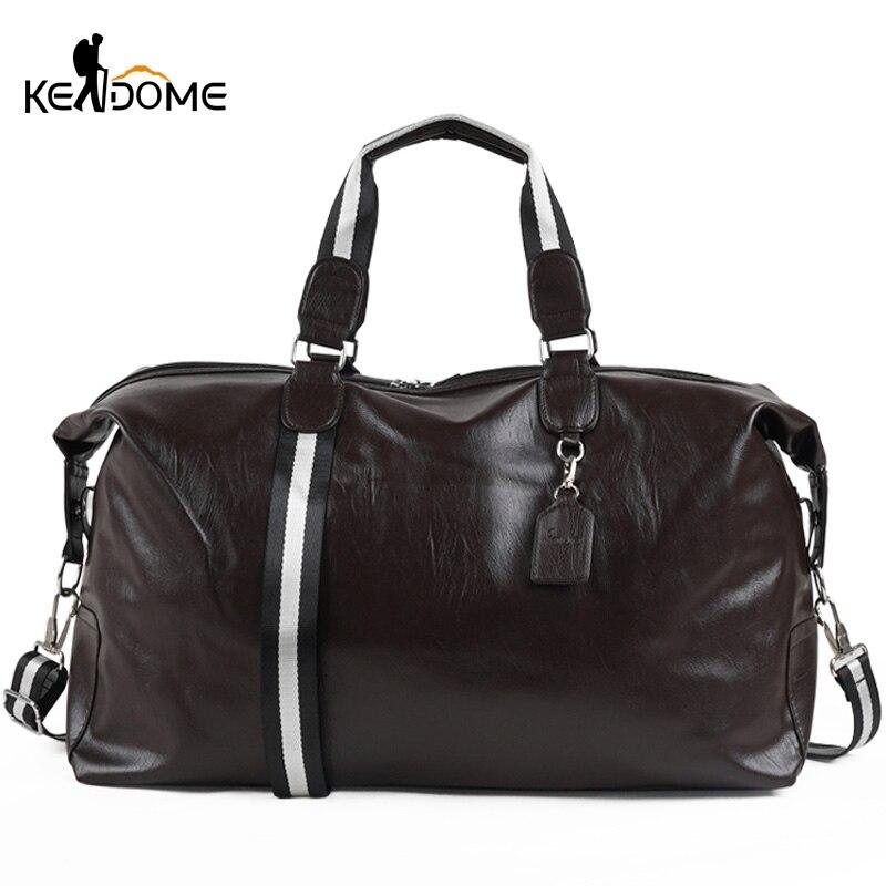 Outdoor Fitness Travel Handbag Training Sports Gym Bag Leather Men Women Duffel Shoulder Crossbody Bag Yoga Sac De Sport XA954WD