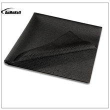 Black Car Super Sticky Anti-Slip Mat Car Dash Anti Skid Grid Sticky Pad Key Non Slip Mat Trunk Pad Cargo Liner Mats