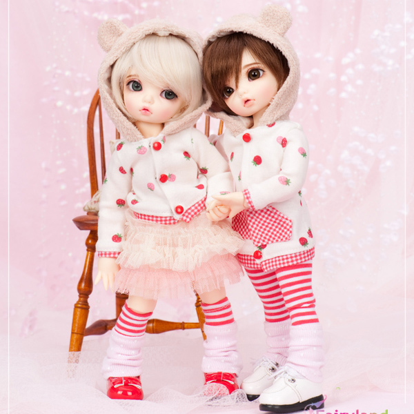 stenzhornBjd doll sd doll 1/6 male doll fairyland Bisou (Boy) joint doll high quality toys free eyes can choose color 2