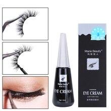 New Black Eyelash Glue Makeup Brand Transparent Eyelid Eyelashes White Eyelash Extensions Beauty Eye Make Up Tools cosmetic makeup double eyelid eyelash glue white 10g