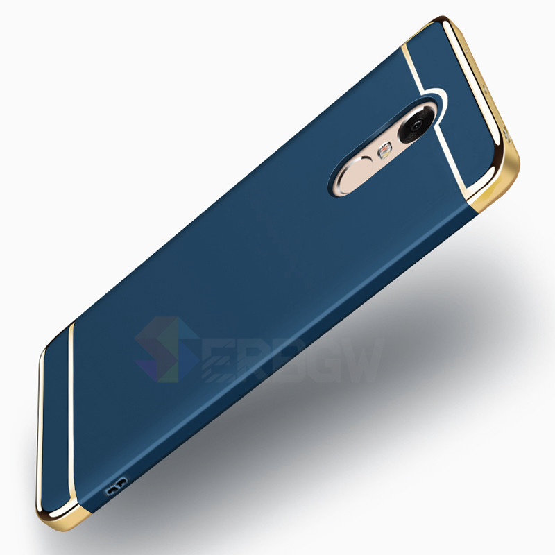 Luxury Hard Case For Xiaomi Redmi Note 4 4X 5A with Full Coverage 1