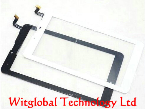 New touch screen For 7 Digma HIT 4G HT7074ML, Digma Hit 4G 8Gb LTE, Digma Plane 7.4 4G panel Digitizer Glass Sensor Free Ship digma plane 7502 7 8gb 4g