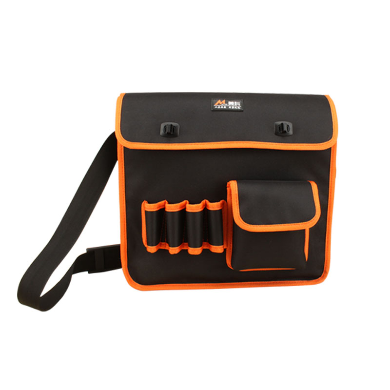 350mm Electrical Tool Bag Water-proof Oxford tools Bags Multi-Pocket Shoulder Holder, Electrician Carpenter Framer GL laoa shoulders backpack tool bag multiction oxford fabric electrician bags knapsack for eletricista tools storage