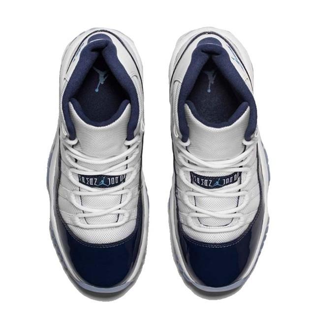 bfb765803402 Nike Air Jordan 11 Retro Win Like 96 Men s Basketball Shoes
