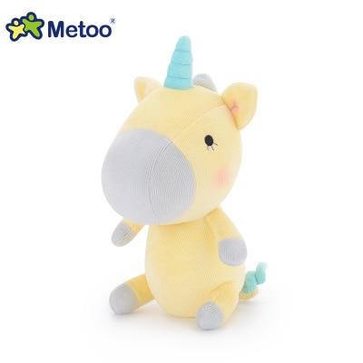 5 pz commercio all'ingrosso unicorno unicorno bambola del giocattolo della peluche carino animale di pezza unicornio morbido cuscino del bambino giocattoli per bambini ragazza regalo di compleanno r005
