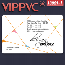 Buy business card templates and get free shipping on aliexpress a13021 1 pvc business card template for design only with single faced printing flashek Images