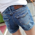 Buttocks Sexy Denim shorts women Summer style thin jeans edges short Beach sexy shorts for women Short en jean WS25