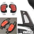 Руль DSG Paddle Расширение Манетки Переключения Наклейка Обложка для Volkswagen VW Golf MK7 GTI & R * Не для Игры в Гольф 7 *