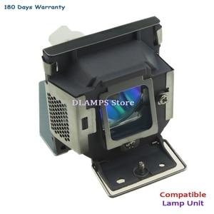 Image 2 - 5J. j0A05.001 โคมไฟโปรเจคเตอร์โคมไฟสำหรับ BenQ MP515/MP525/MP515S/MP525ST/MP526/MP515ST