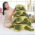 Плюшевая игрушка Черепаха, милая супер мягкая кукла-черепаха, Подушка для сна с успокаивающими игрушками, лучший подарок для детей, 40-70 см