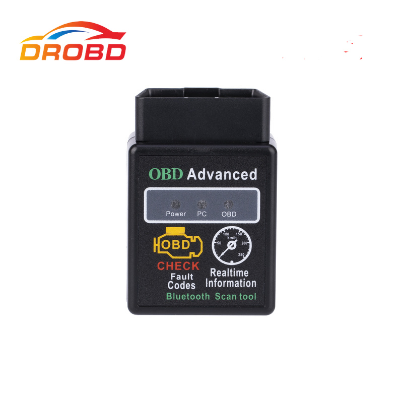 OBD2 Code Reader ELM327 V1.5 Mini Supports all AT command ELM327 V 1.5 Bluetooth 3.0 for Android Diagnostic-tool Code ReaderOBD2 Code Reader ELM327 V1.5 Mini Supports all AT command ELM327 V 1.5 Bluetooth 3.0 for Android Diagnostic-tool Code Reader