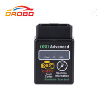 OBD2 Code Reader ELM327 V1.5 Mini Supports all AT command V 1.5 Bluetooth 3.0 for Android Diagnostic-tool