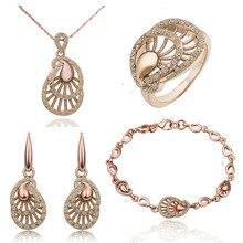 Ожерелье с кулонами, набор, золотое ожерелье, серьги, женские свадебные аксессуары, нигерийские африканские бусы, ювелирные наборы