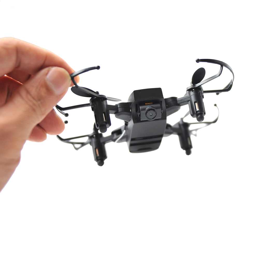 New Arrival IN1601 2.4G 720P 0.3MP Wifi FPV Foldable Mini Drone With Camera Altitude Hold RC Drone Quadcopter Selfie Drone Gifts (16)