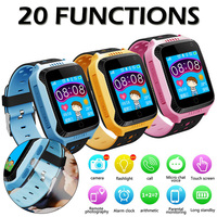 Children smart watch 1.44 inch touch screen photography positioning Kids Waterproof Baby SOS Anti lost 2G Call child wristwatch