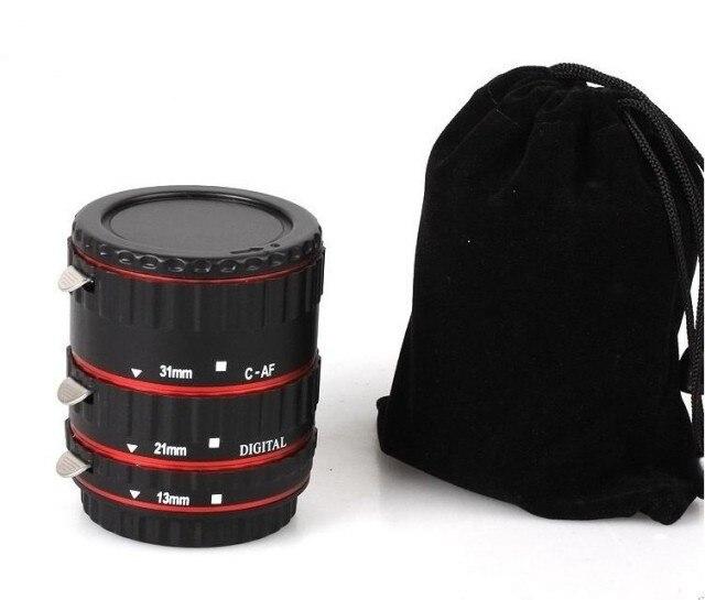 Pour bague de proximité Canon AF Auto Focus Macro tout métal bague de Contact bague de proximité