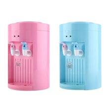 220 v mini elétrico quente bebida máquina dispensador de água desktop para escritório em casa