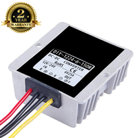 DC 12V 24V (8.5V 40V) convert to 6V 25A 150W DC Converter DC buck output for car RoSH CE Waterproof