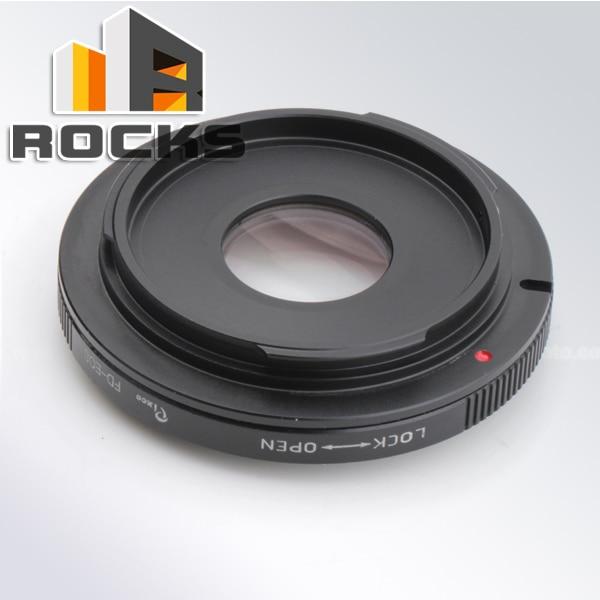 Pixco Infinity Lens Adapter Suit For Canon FD to For EOS Camera 7D Mark II 5D III 6D 70D 60D 100D 700D 600D 650D 5DII 1200D mini flash speedlite mk 320c for canon eos 5d mark ii iii 6d 7d ii 60d 70d 600d 700d t3i t2 hot shoe dslr camera