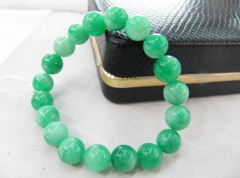 AAA 10 Mm Naturel Vert Malachite Perles Rondes Gemme Collier Boucles d/'oreilles Set