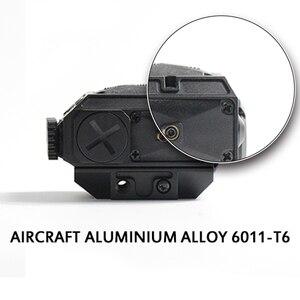 Image 3 - ドロップ無料グロックピカティニーグリーンレーザーサイト戦術ledライトガングリーンレーザーライトコンボレーザーライトコンボ