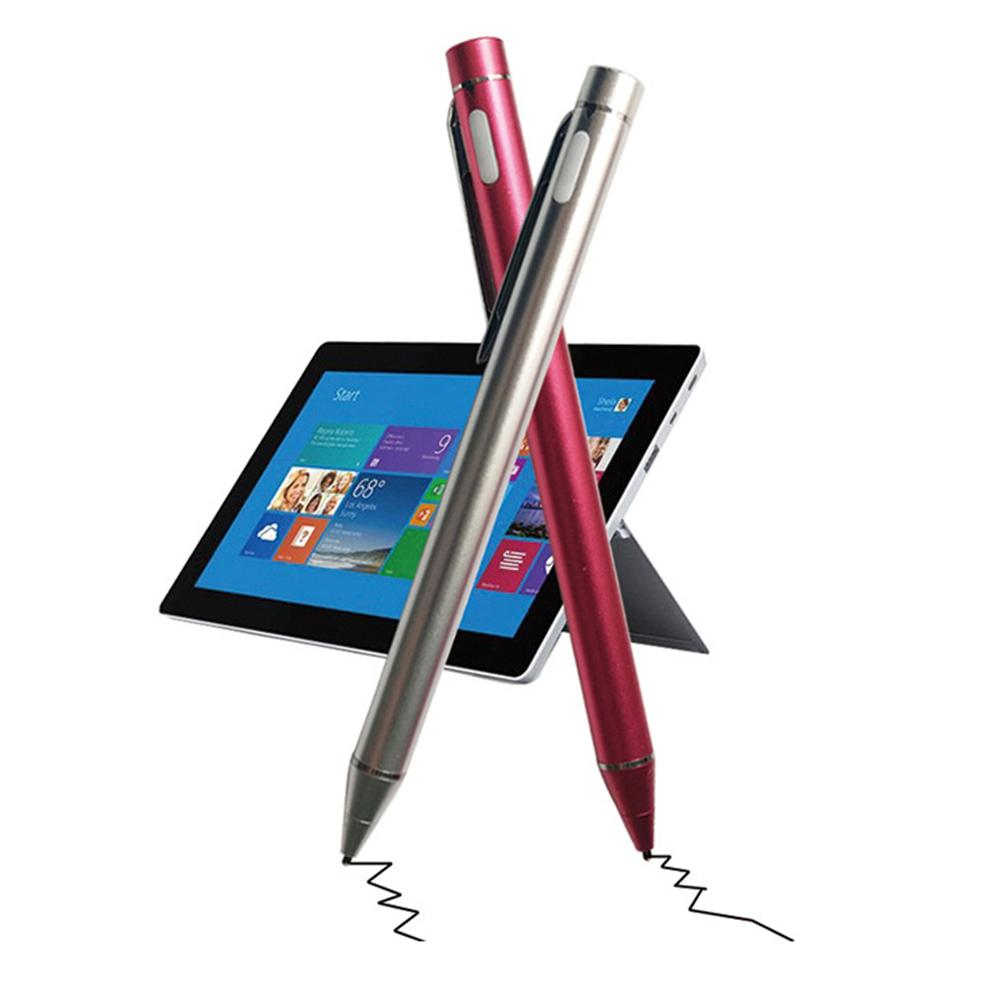 HOT Universal Rechargeable Stylus Capacitive Screen Touch Pens For Phones Tablets