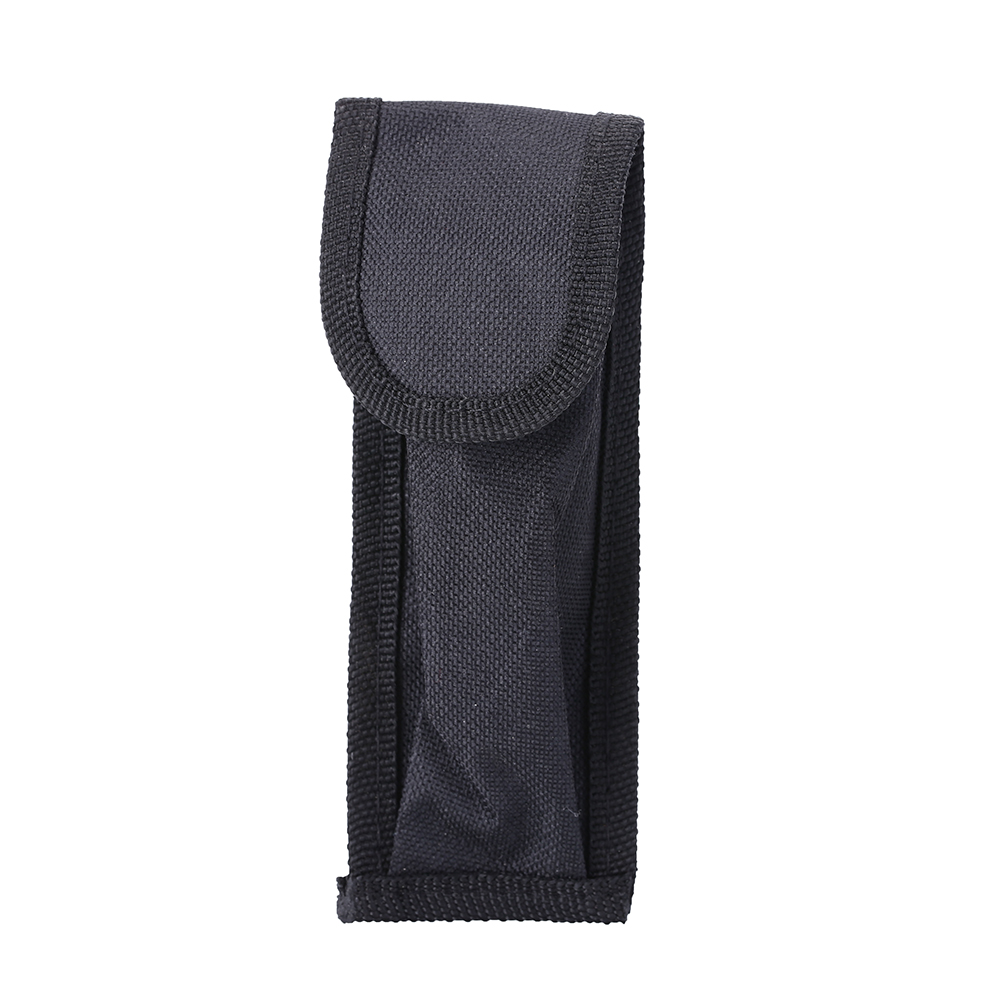1pc Portable Length Nylon Pouch Sheath Closure Case For Outdoor Pocket Folding Rescue Knife 140mm