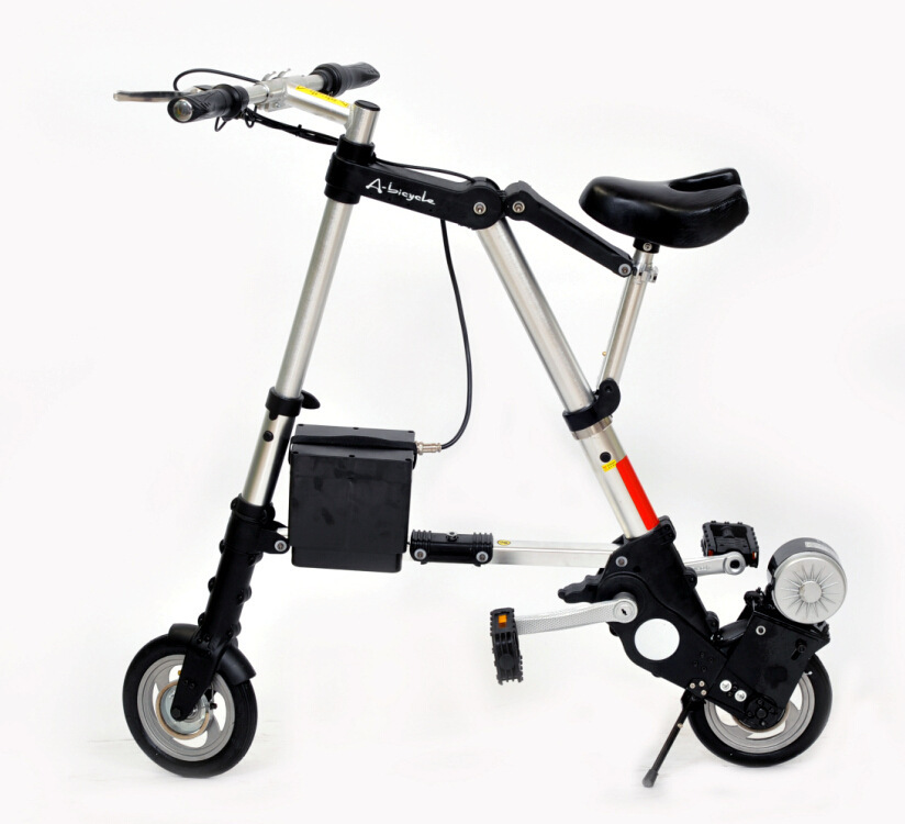 2015 Aluminum Folding Electric Bicycle Super ebike Smart electric Unicycle adult Motorcycle scooter - Daily Life International store