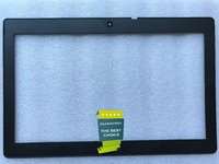 100% New Compatible For Dell Latitude E6420 6420 LCD LED Front Bezel Cover Trim with Camera Webcam Hole 0H4NX0 AP0FD000B00