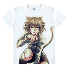 Hunter Hunter T Shirt Gon Freecss Shirt Cool T Shirts anime and manga awesome top Printed